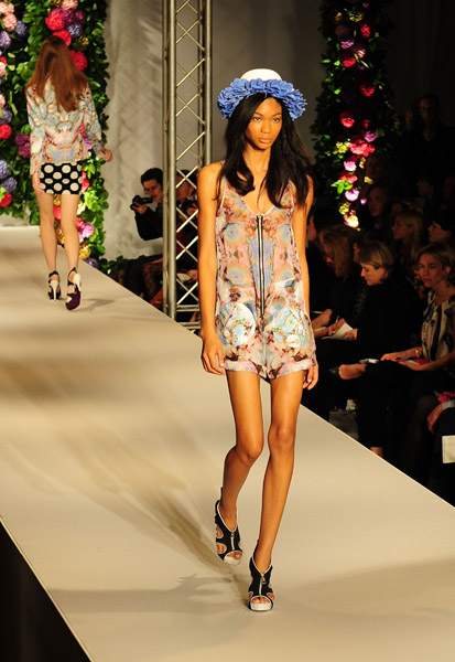 London Fashion Week: House Of Holland Spring 2009