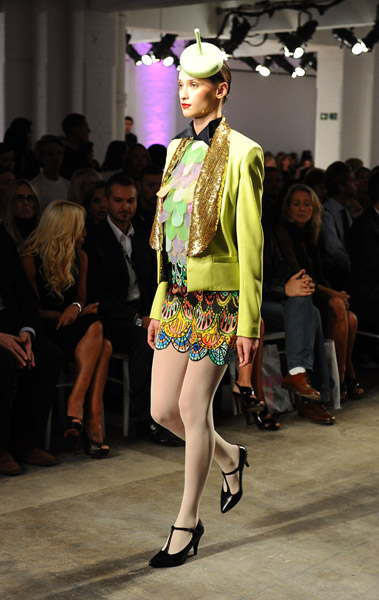 London Fashion Week: Fashion Fringe Spring 2009