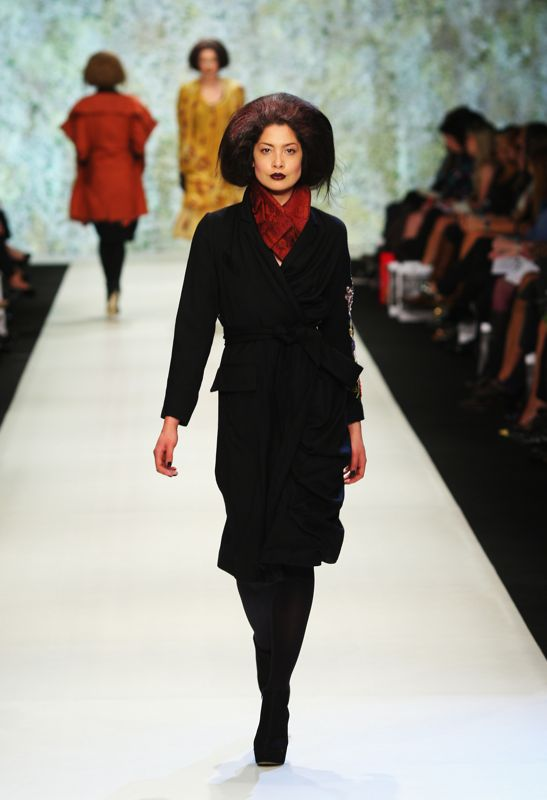 Air New Zealand Fashion Week 2008: Trelise Cooper