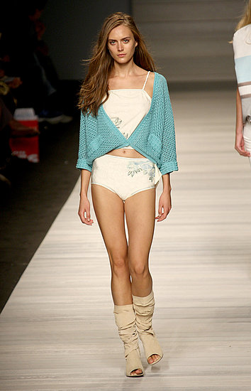 Milan Fashion Week: Kristina Ti Spring 2009