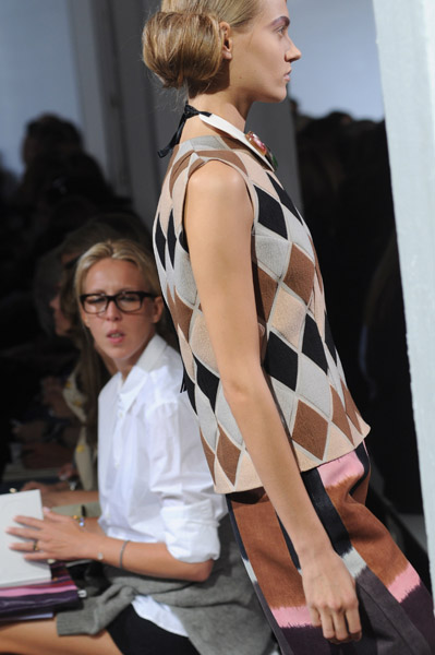Milan Fashion Week: Marni Spring 2009