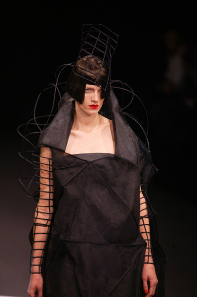 Paris Fashion Week: Lie Sang Bong Spring 2009