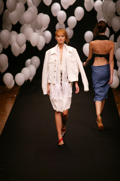 Paris Fashion Week: Lutz Spring 2009