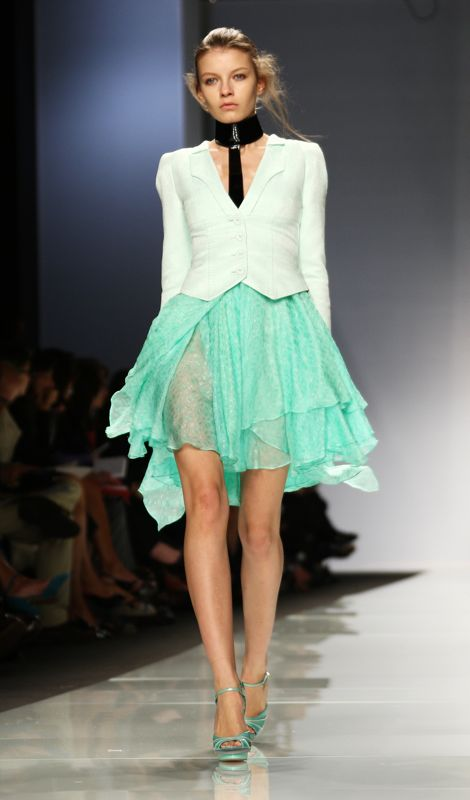 Milan Fashion Week: Byblos Spring 2009
