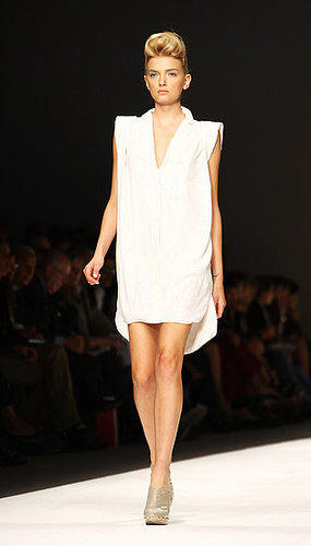 Milan Fashion Week: MaxMara Spring 2009