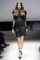 Milan Fashion Week: Alessandro Dell'Acqua Spring 2009