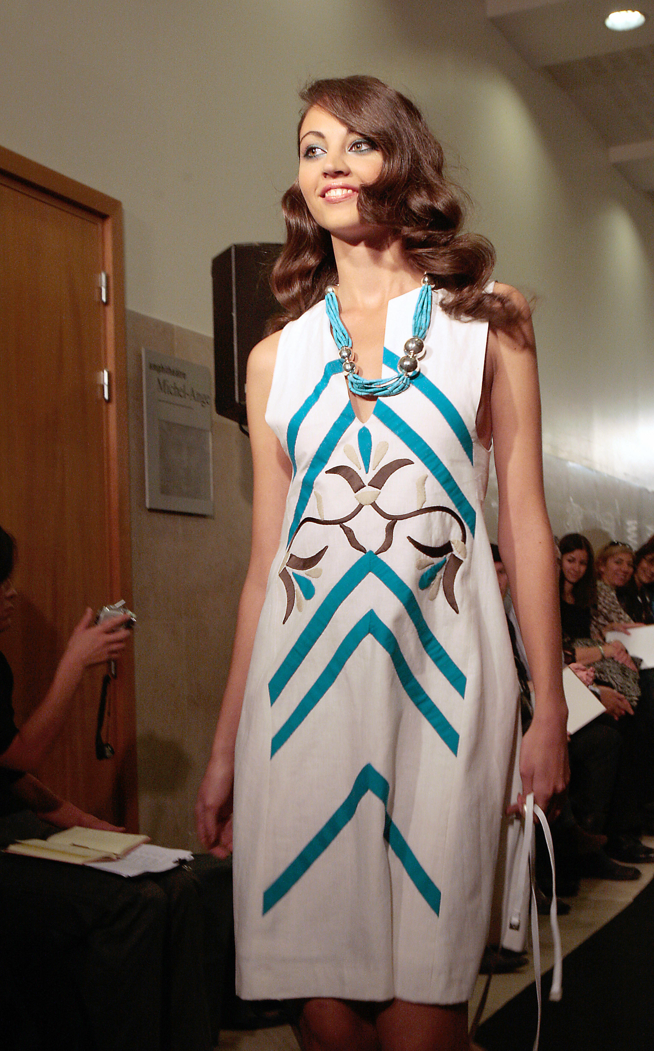 Paris Fashion Week: Marie Bishara Spring 2009