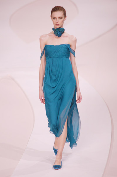 Paris Fashion Week: Valentino Spring 2009