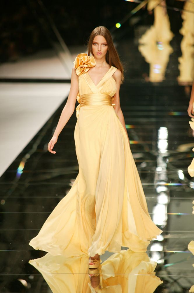 Paris Fashion Week: Elie Saab Spring 2009