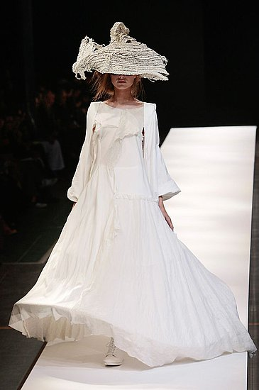 Paris Fashion Week: Yohji Yamamoto Spring 2009
