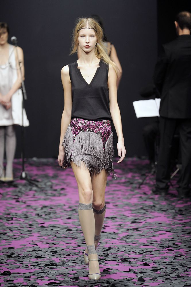 Paris Fashion Week: Gaspard Yurkievich Spring 2009