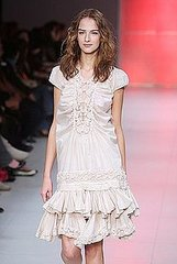 Paris Fashion Week: Zucca Spring 2009