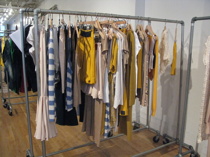 In The Showroom: Catherine Holstein Spring 09