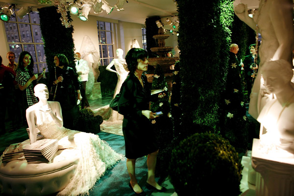 Swarovski's Crystallized Wedding Experience