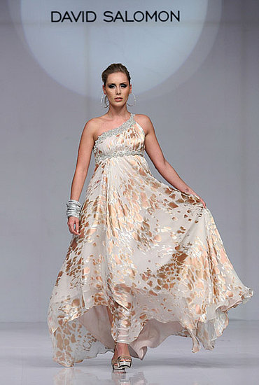 Mexico Fashion Week: David Salomon  Spring 2009