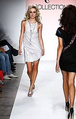 Los Angeles Fashion Week: Sheiki Collections Spring 2009