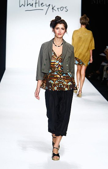 Los Angeles Fashion Week: Whitley Kros Spring 2009