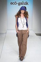 Los Angeles Fashion Week: Eco-Ganik Spring 2009