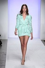 Los Angeles Fashion Week: Nonja Mckenzie Spring 2009