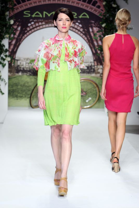 Los Angeles Fashion Week: Samora Spring 2009