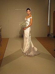 New York Bridal Market: Romona Keveza Fall 2009