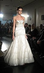 New York Bridal Market: Kenneth Pool Fall 2009