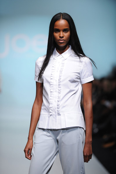L'Oreal Toronto Fashion Week: Jo Fresh Spring 2009