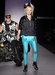 Mexico Fashion Week: Chabe Spring 2009