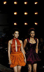Lakme Fashion Week: Narendra Kumar Spring 2009