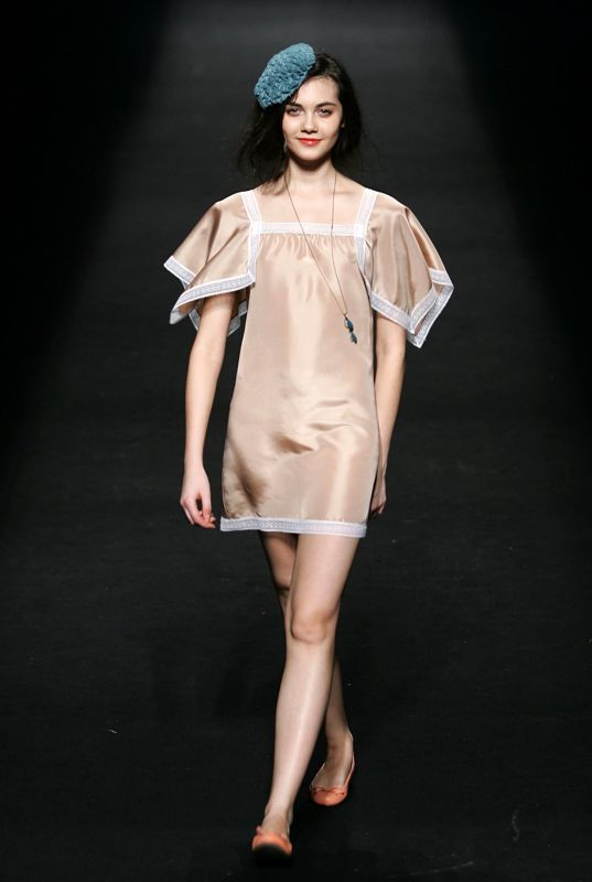 Seoul Fashion Week: Cho Sung Kyong Spring 2009