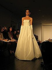 New York Bridal Market: Amsale Fall 2009
