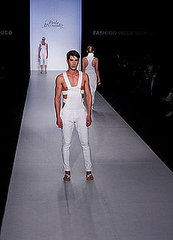 Mexico Fashion Week: Paola Hernandez Spring 2009