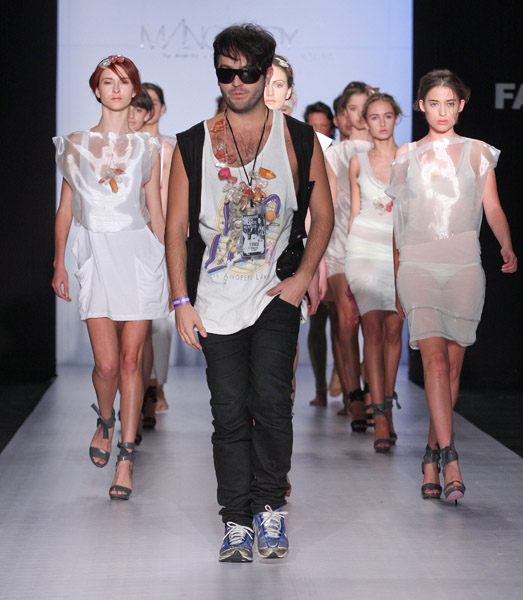 Mexico Fashion Week: Mancandy Spring 2009