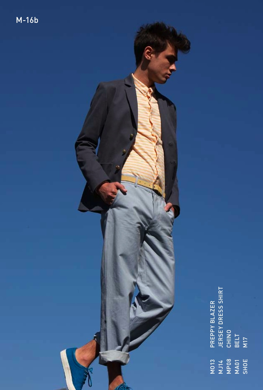Opening Ceremony Spring 2009 Look Book: Mens