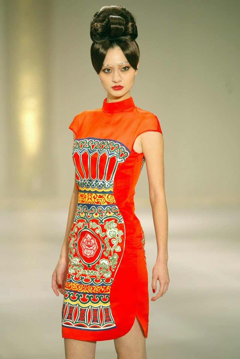 China Fashion Week: NE Tiger Haute Couture
