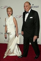 2002, with her husband