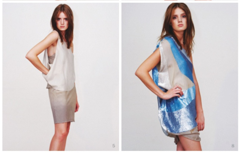 Form Spring 2009 Look Book