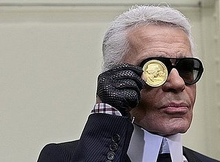 Karl Lagerfeld Presents A Coin For Coco