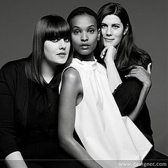 2007, Gap collaboration promotional photo