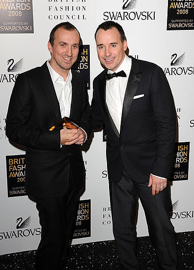 Tim Walker, Filmmaker David Furnish