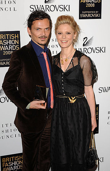 Matthew Williamson (Red Carpet Designer), Emilia Fox