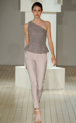 London Fashion Week: Richard Nicoll Spring 2009