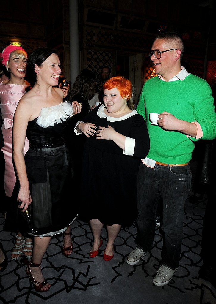 Katie Grand, Beth Ditto, Giles Deacon