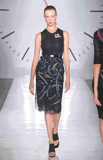 Cynthia Rowley Spring 2009 Collection & Look Book