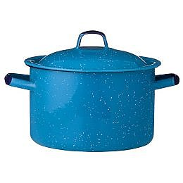 IMUSA Enamel Stock Pot - Turquoise (6 qt.) : Target