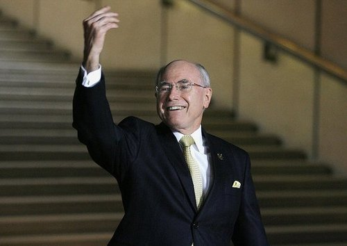 No-Vacancy Mystery Solved: Ex Australian PM Usurps Obamas