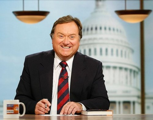 Most Shocking Headlines of 2008: Tim Russert's Sudden Death