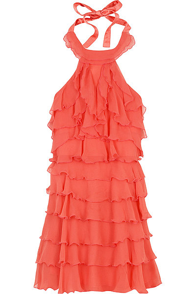 Jessica's Szohr's Alice + Olivia Layered Tiered Dress