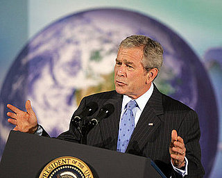 President Bush Wants to Pass Global Warming Initiative