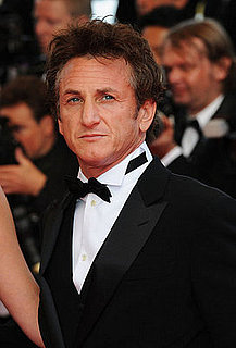 Sean Penn Is the President of Cannes!